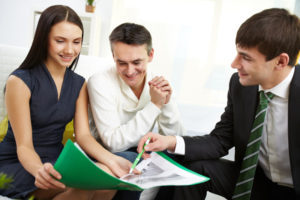 Involve a real estate agent, insurance agent and mortgage broker when budgeting for your home purchase.