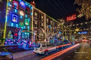 Light Up Your Holiday with Philly's Light Shows