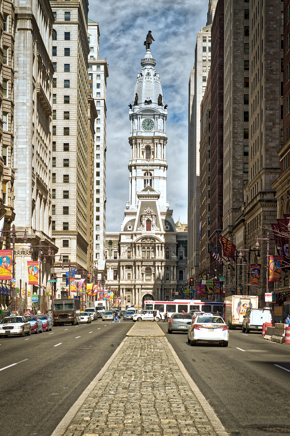 city hall, philadelphia, agent lady, michael albany, center city