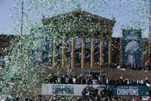 Eagles Nation: Philadelphia Celebrates Super Bowl Victory