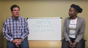 Whiteboard Wednesday: From the Top (with Jim Holleran from Morgan Roofing and Siding)