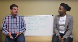 Whiteboard Wednesday: What is a French Drain? (with Jim Holleran from Morgan Basement Waterproofing)