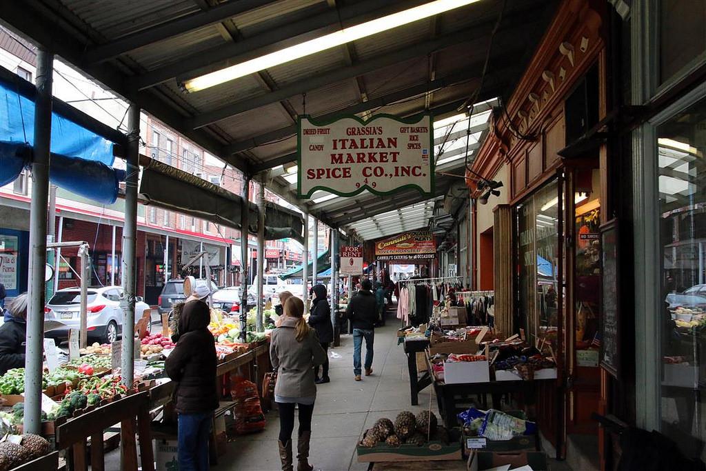 italian market philadelphia