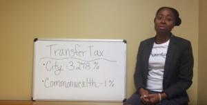 Whiteboard Wednesday: Transfer Tax